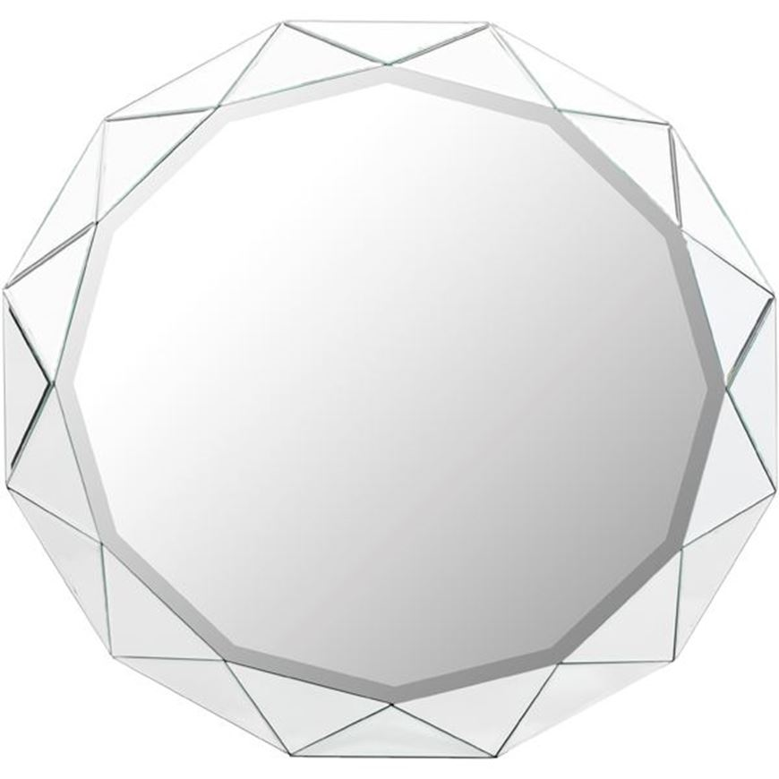 Picture of VERA mirror d90cm clear