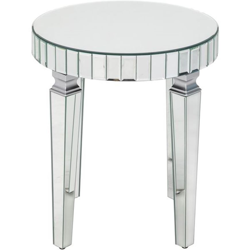 Picture of ELSIE side table d48cm clear