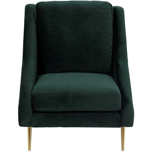 Picture of MARIO armchair green