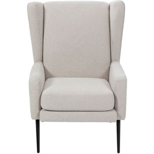 Picture of MOZZA wing chair white