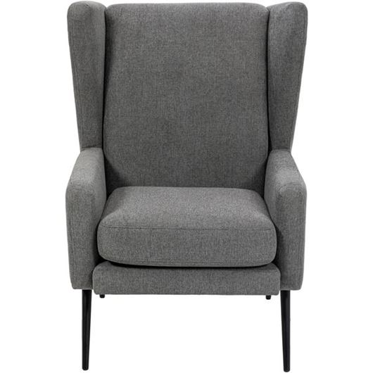 Picture of MOZZA wing chair grey