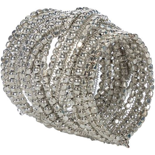 Picture of KATIE napkin ring silver