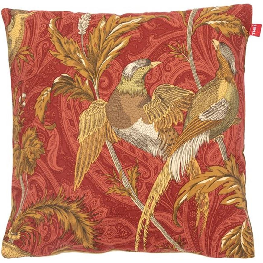 Picture of FAUNA cushion cover 45x45 red