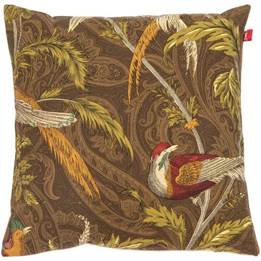 Picture of FAUNA cushion cover 45x45 brown