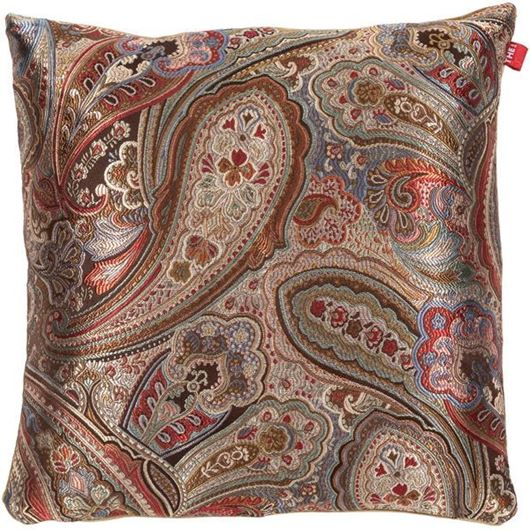 Picture of JENNA cushion cover 45x45 multicolour/green