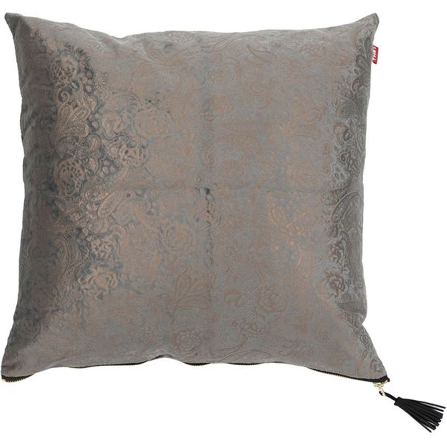 Picture of AVINA cushion cover 45x45 grey