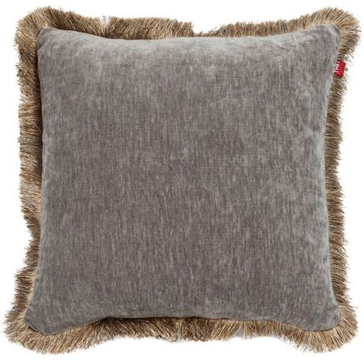 Picture of AUDREA cushion cover 45x45 grey