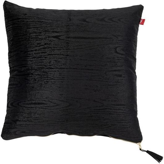 Picture of ROCCO cushion cover 45x45 black