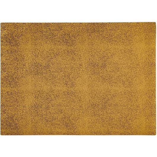 Picture of MOIRA place mat 44x33 gold