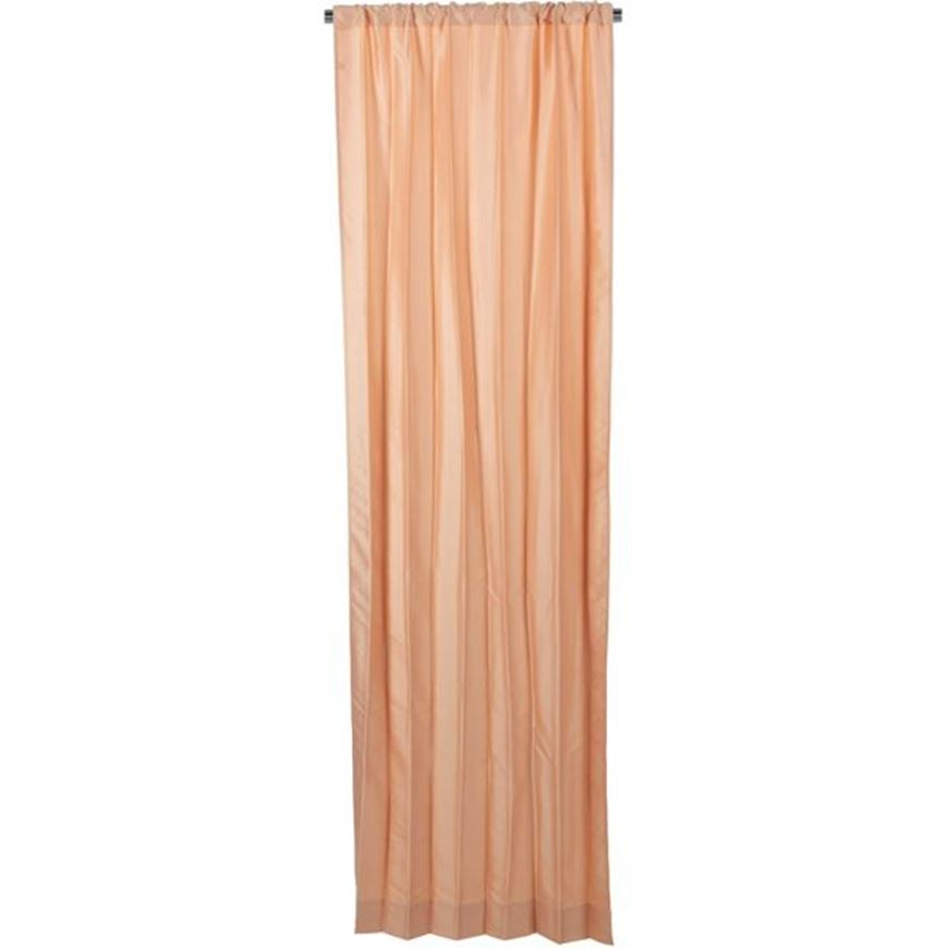 Picture of SILKY curtain 106x275 pink