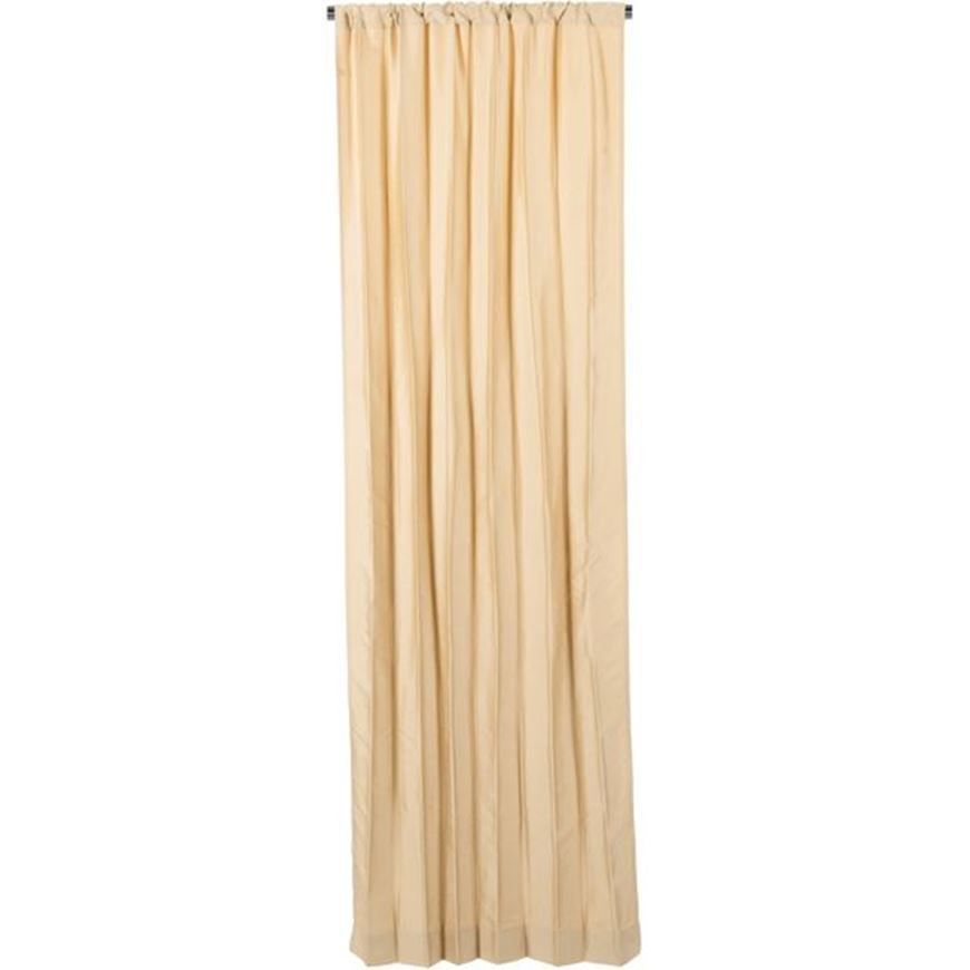 Picture of SILKY curtain 106x275 beige