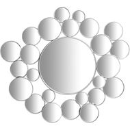 XIAN mirror 127x142 silver