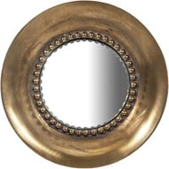 DANE mirror d30cm gold