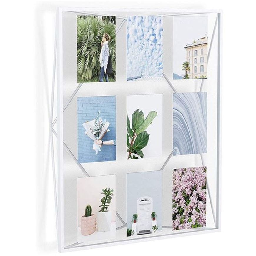 Picture of PRISMA photo holder 10x15/9 white