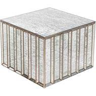 CAURASA coffee table 60x60 brass