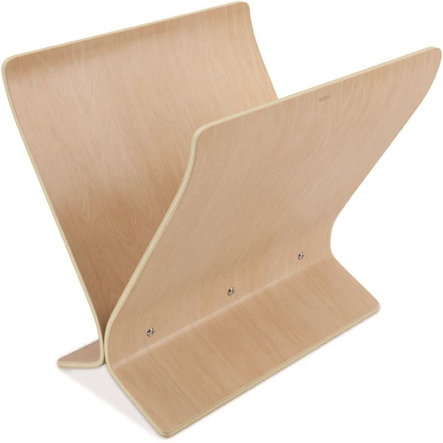Picture of ARLING magazine rack natural