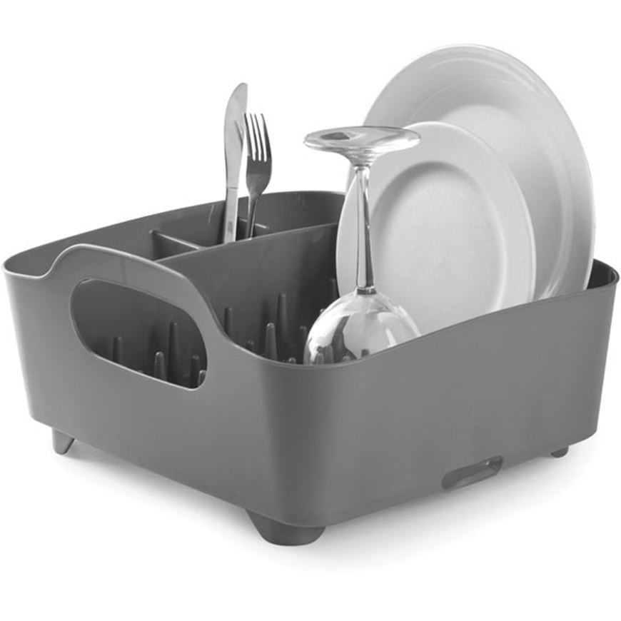 Picture of TUB dish rack grey