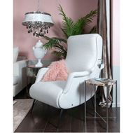 NESA armchair white