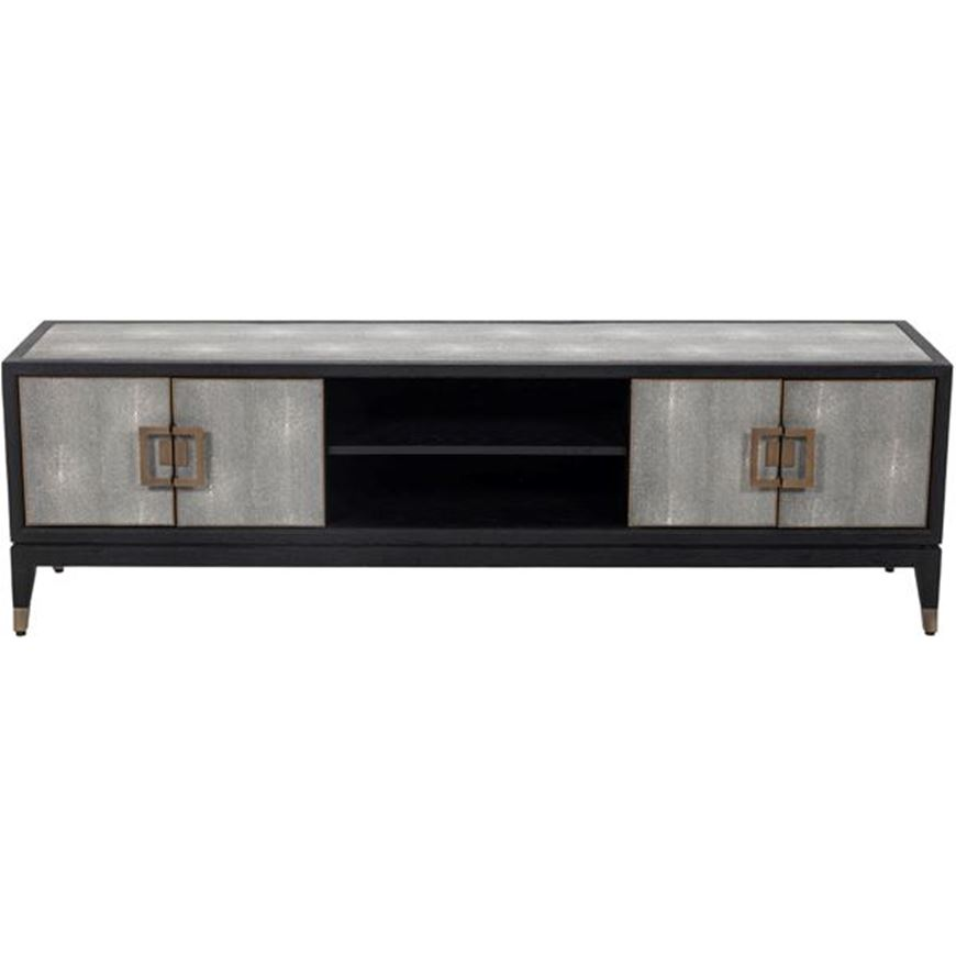DUBLIN entertainment unit 55x185 grey