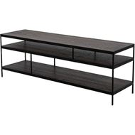 PACHA entertainment unit 55x160 brown/black