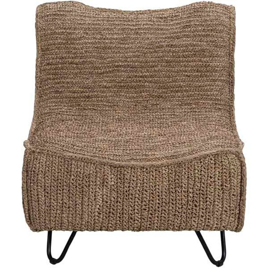 PALM armchair natural