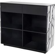 THEKING cabinet unit 110x130 grey/black