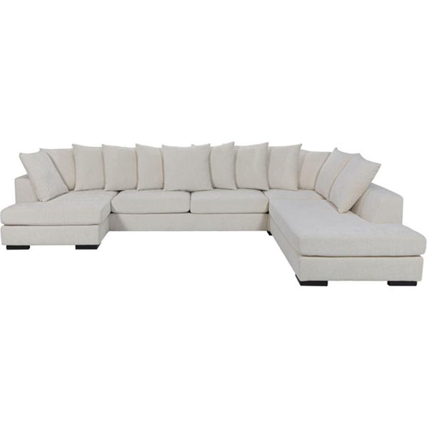 Picture of PASO sofa U shape Right cream
