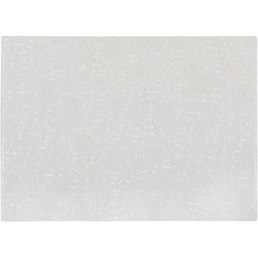Picture of ADANA place mat 44x33 white