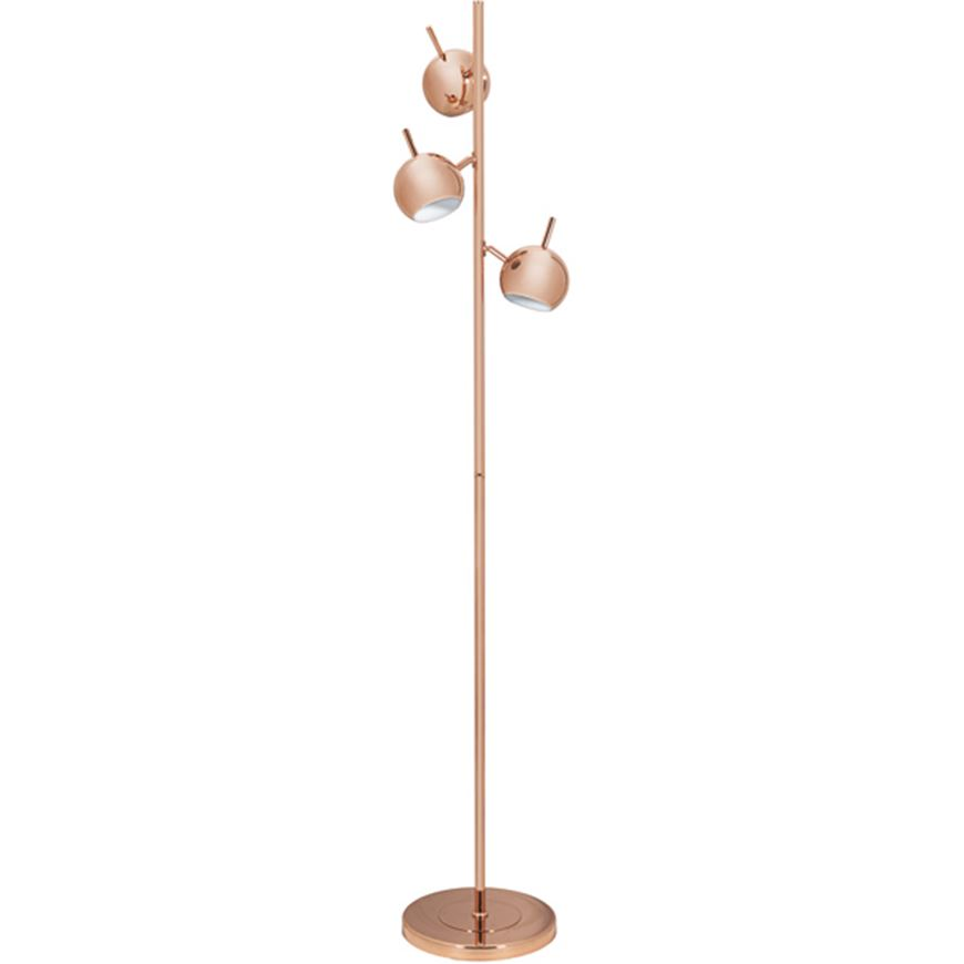 Picture of OSAKA floor lamp h169cm copper