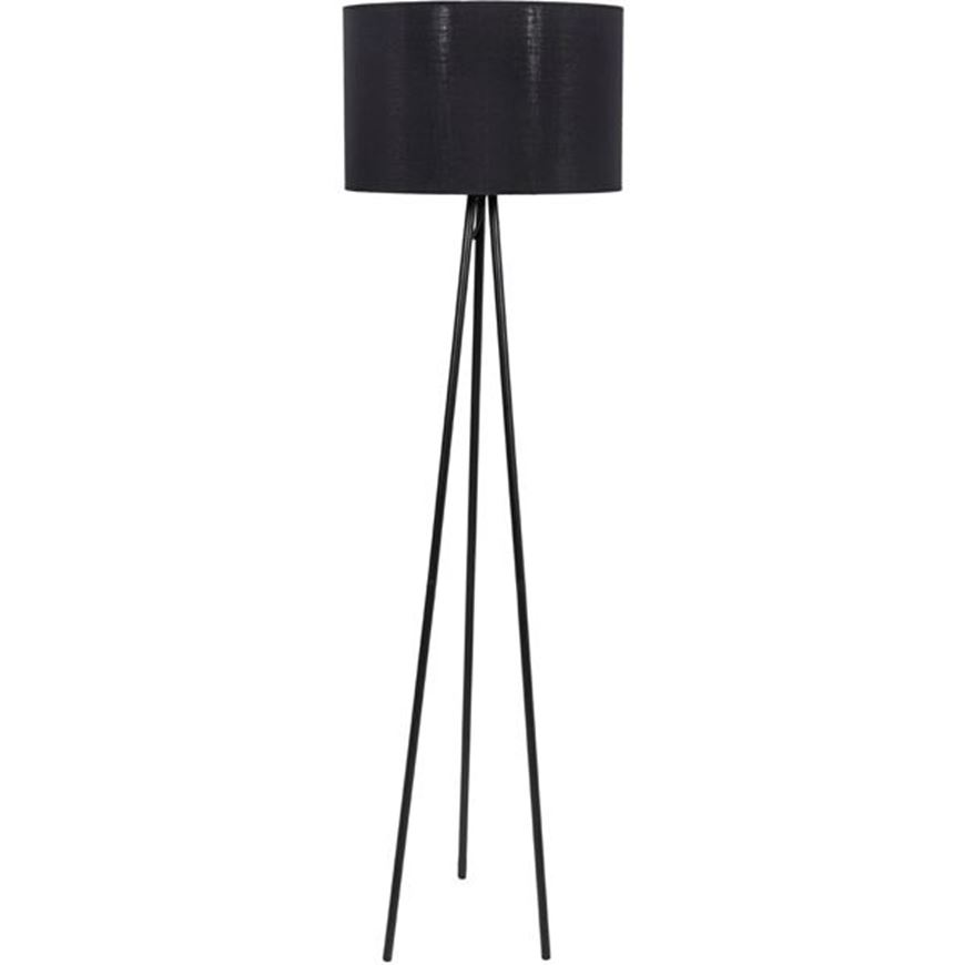 BOUNCY floor lamp h153cm black