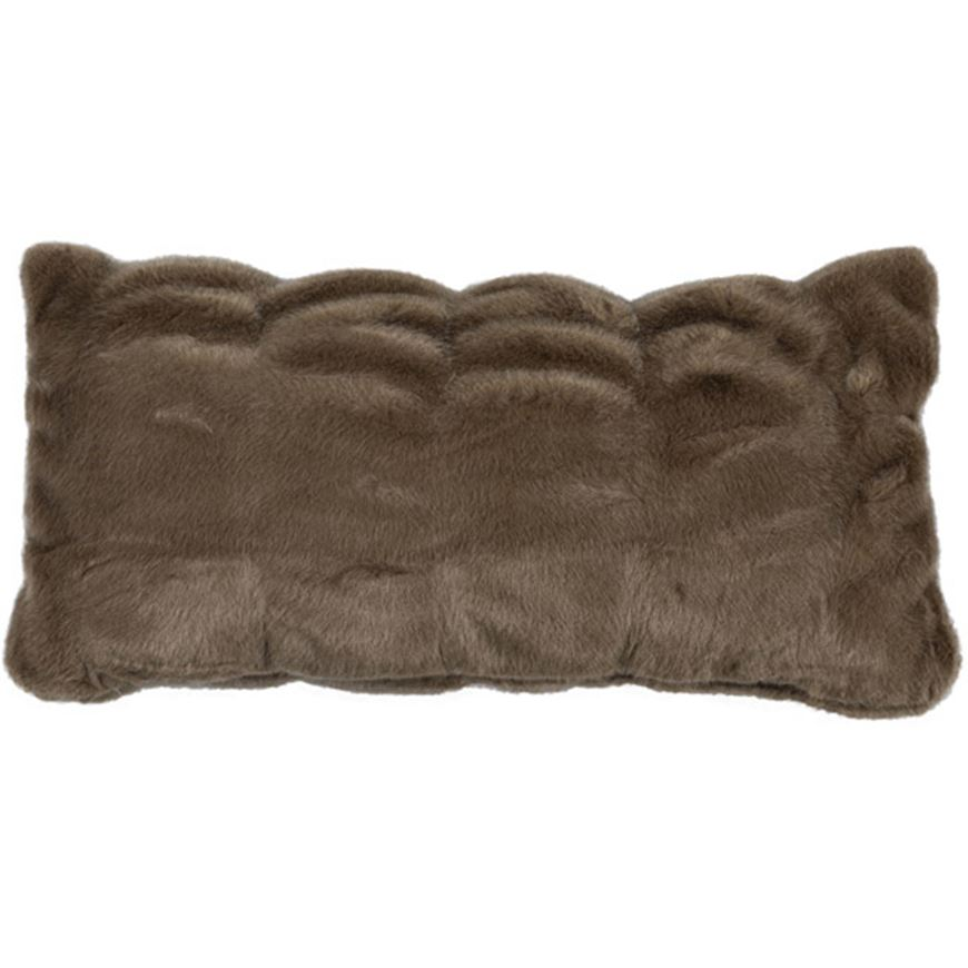 Picture of EMIL cushion 30x60 brown