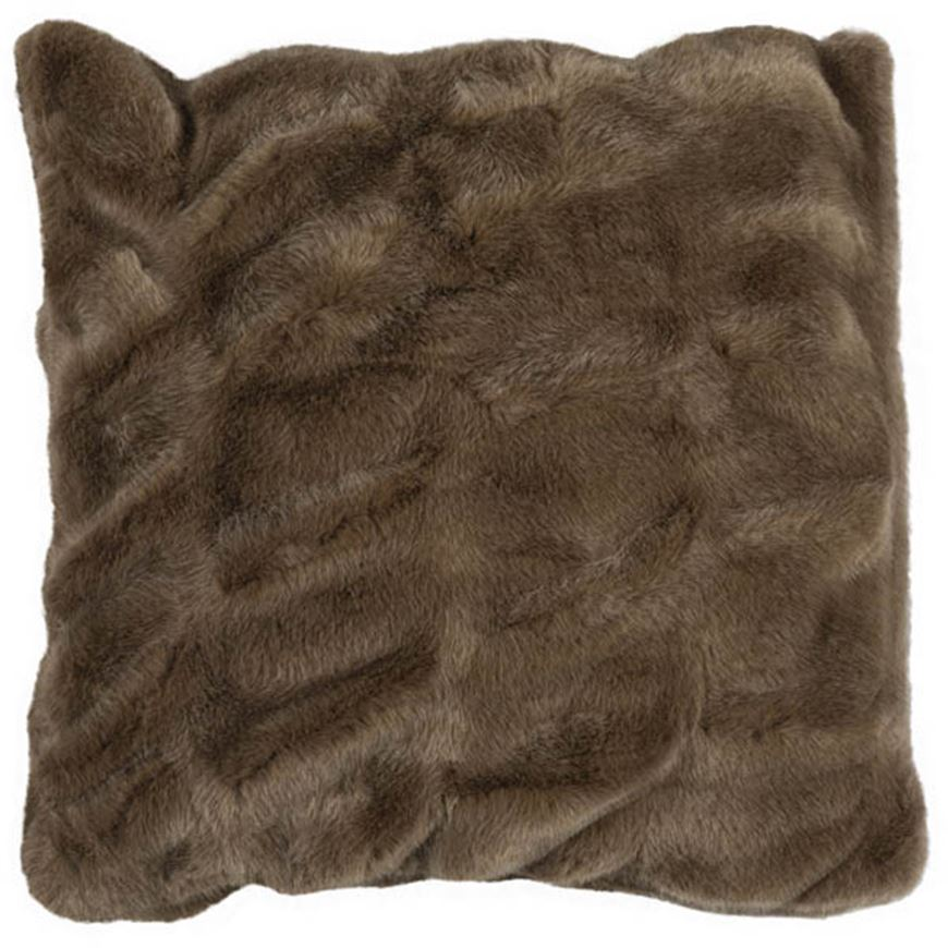 Picture of EMIL cushion cover 45x45 brown