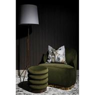 RINGU stool d40cm green