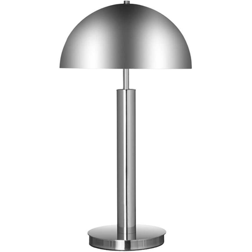 Picture of EVI table lamp h65cm nickel