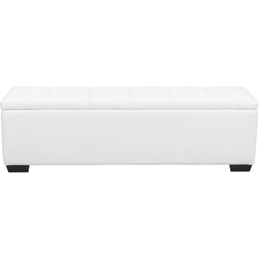 GENE stool 160x40 white