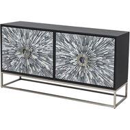 AURORA sideboard 80x160 black