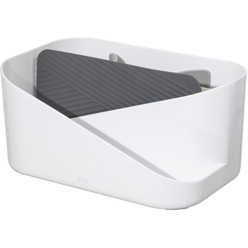 Picture of GLAM hair tool organiser white