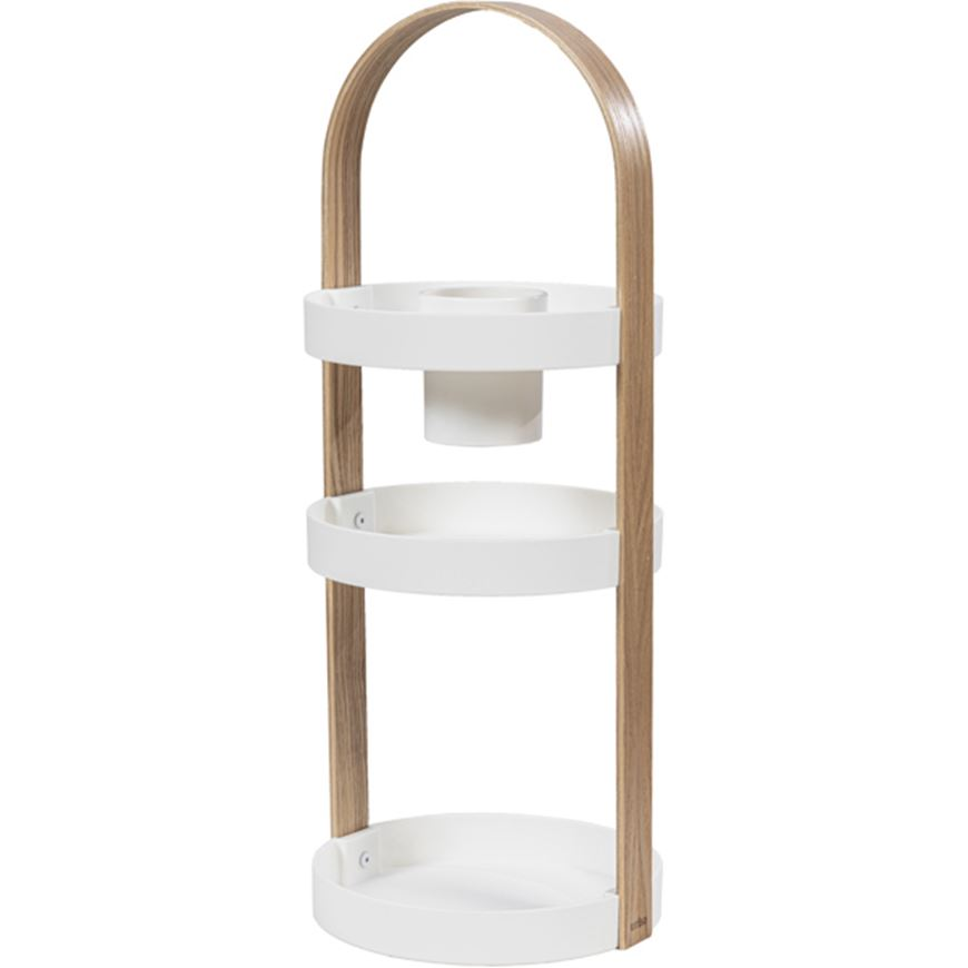 Picture of BELLWOOD organiser white/natural