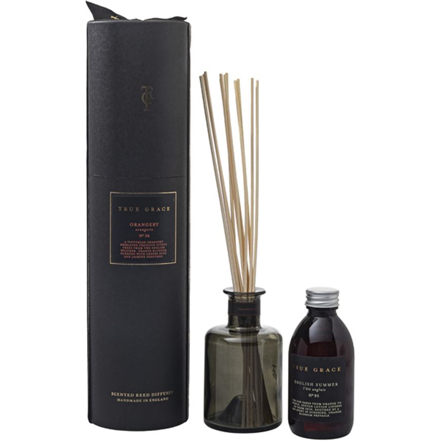 Picture of ENGLISH SUMMER diffuser 200ml black