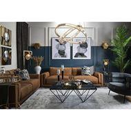 ADDIT floor lamp h151cm brass