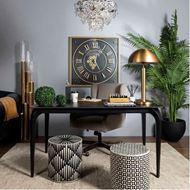 HARRI desk 140x80 black