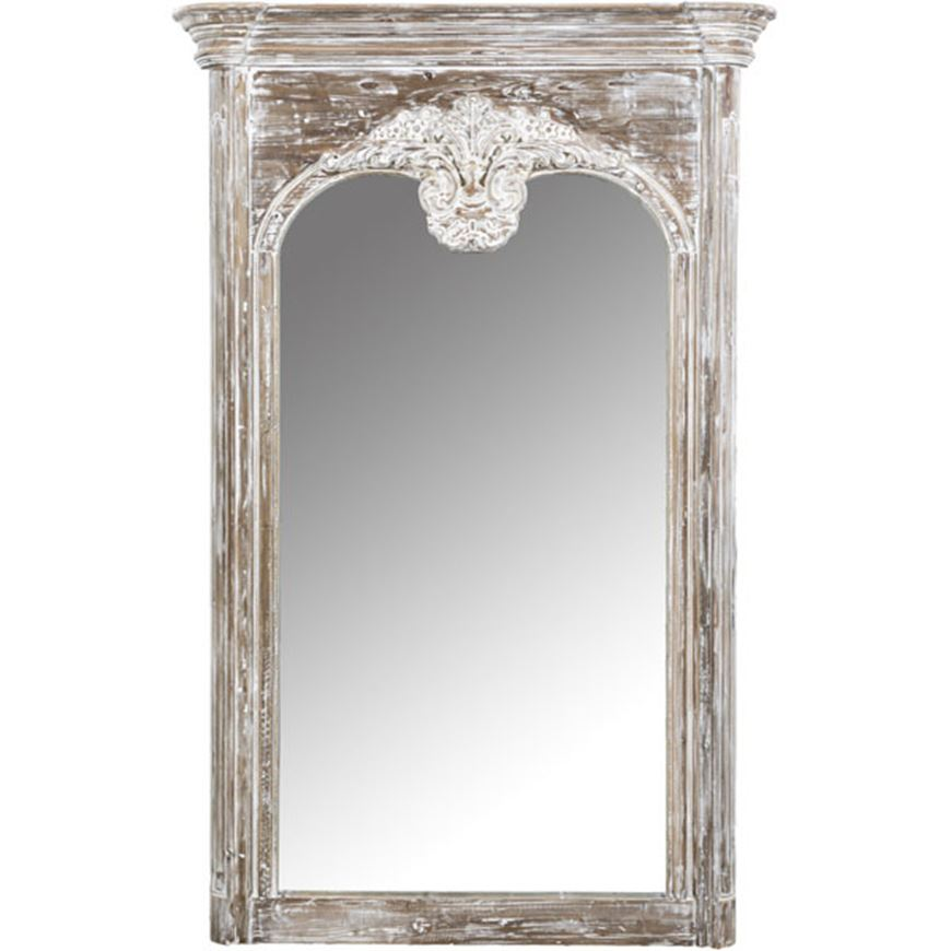 Picture of STAT mirror 203x130 natural